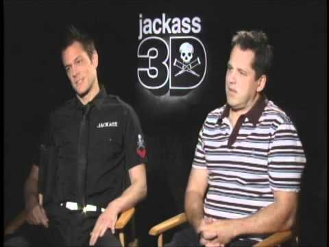 Johnny Knoxville & Jeff Tremaine for 'Jackass 3D'