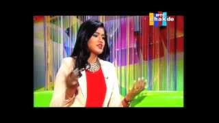 SHIPRA GOYAL ON PTC CHAKDE ON SHOW-FIRST LOOK