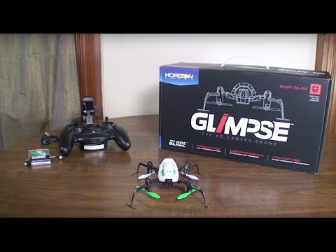 Blade - Glimpse FPV - Review and Flight