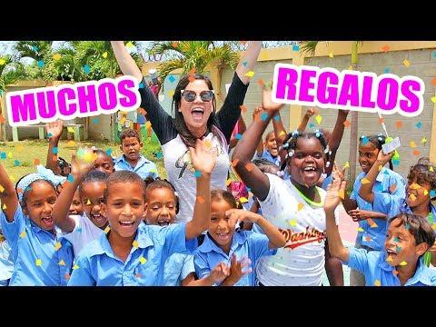 REGALOS PARA UNA ESCUELA ENTERA ! El Mundo de Camila Guiribitey