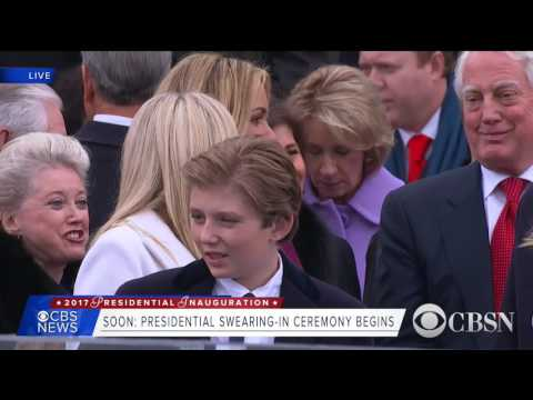 The Presidential Inauguration on CBSN