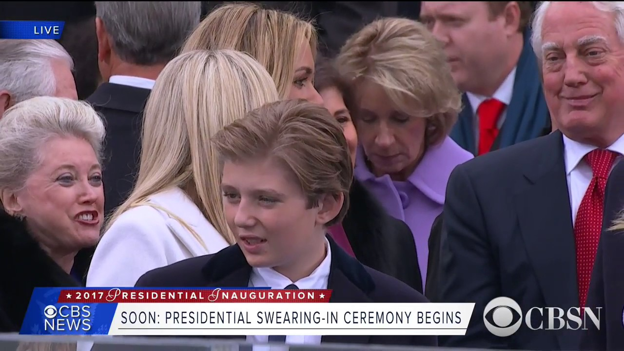 Download The Presidential Inauguration on CBSN