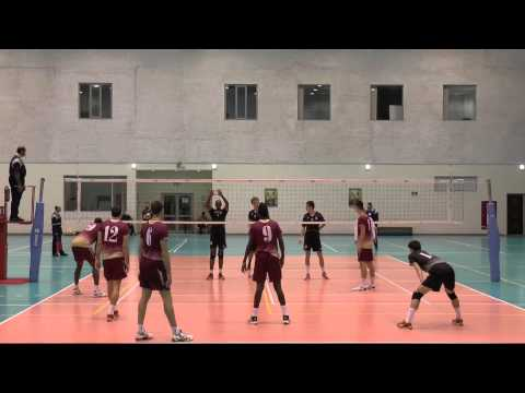 Djordje Knezevic - Outside hitter Black No.13 (Al Sadd - Army, Qatar A1)