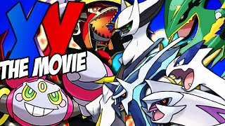 Pokemon XY The Movie – TRAILER REACTION - The Archdjinni of the Rings Hoopa Trailer – HOOPA MOVIE!