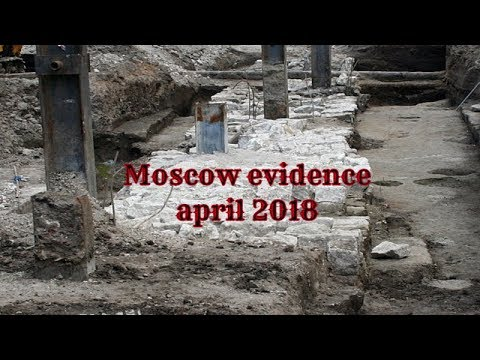 Moscow evidence april 2018