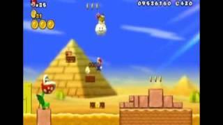 Скачать New Super Mario Bros Wii World 2 5 All Star Coins