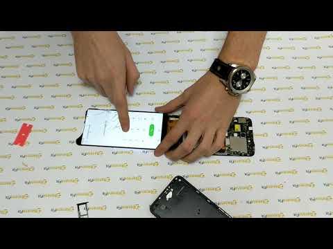 Ремонт Meizu M6s: замена стекла (тачскрина) дисплея - разборка - BananaFix