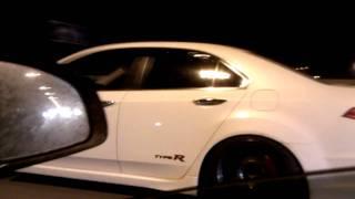 Vectra OPC (exhaust/chip) vs Honda Accord MT (420 hp)