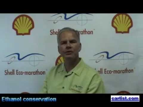David Sexton, President of Shell Oil Products U.S., ethanol consumption and conservation in the U.S.