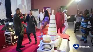 Watch Pastor David Ogbueli's Of Dominion City's Birthday