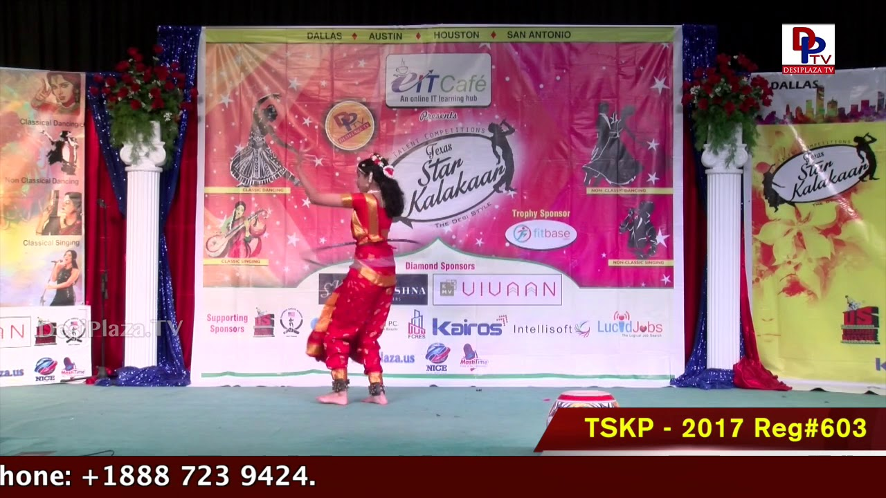 Finals Performance - Reg# TSK2017P603 - Texas Star Kalakaar 2017