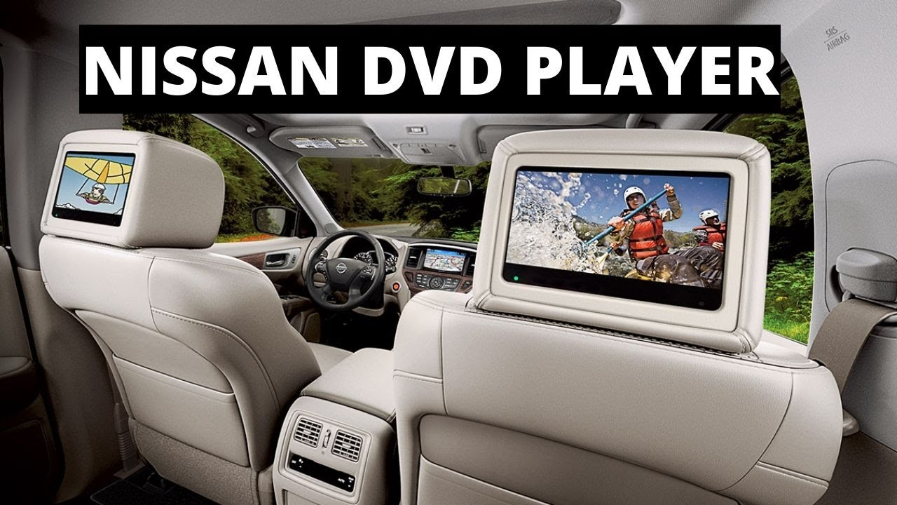 Download Nissan DVD Player Entertainment System   Set Up, Walk Through, How To   Video Game Connect