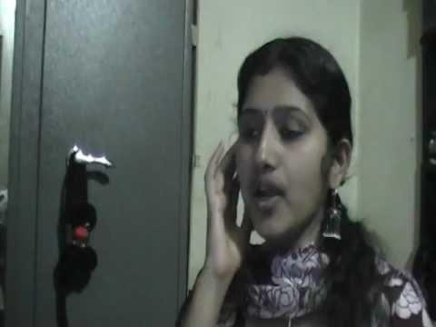 kerala girl singing waka waka (Tsamina mina )