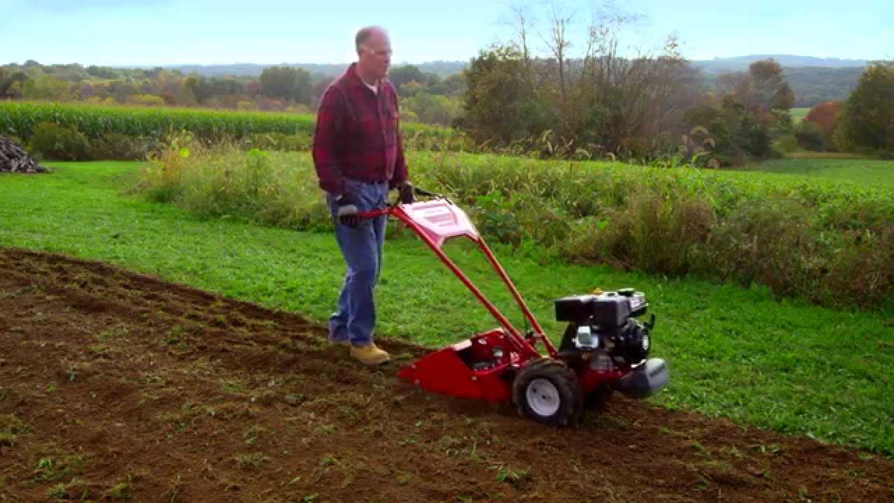 Ordinaire Introducing The New Bronco™ Axis™ Tiller From Troy Bilt®   YouTube