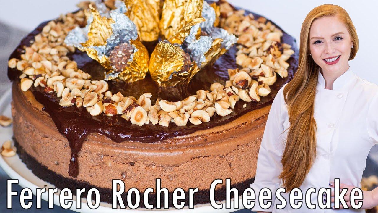 Ferrero Rocher Cake Recipe Jamie Oliver