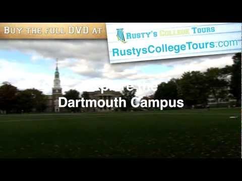 Dartmouth College Tour - Hanover, NH