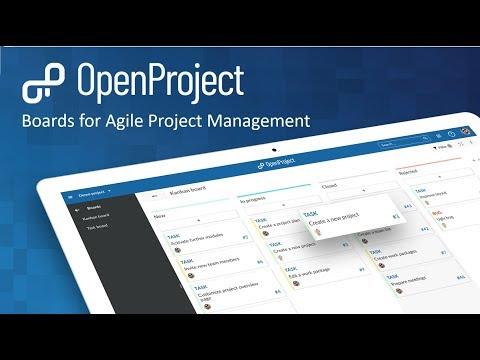 Free and Open Source Trello Alternative OpenProject 9 Released