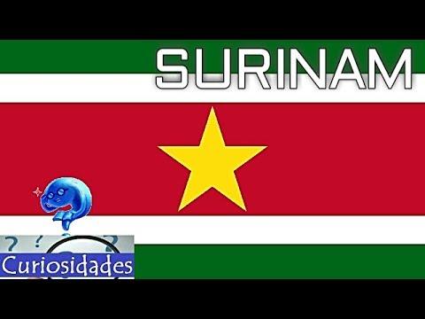 Curiosidades de Surinam -15 datos que quizás no sabias