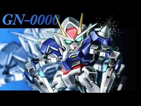 Mobile Suit Gundam 00 - 00 Gundam Extended