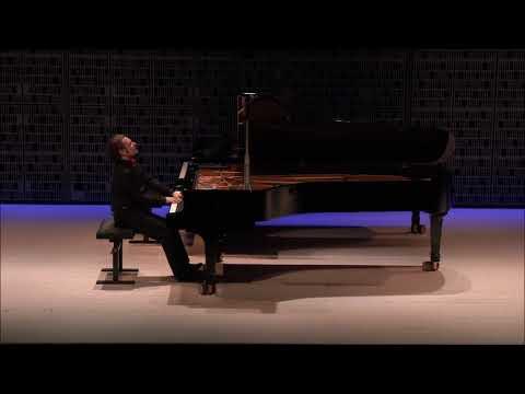 Franz Liszt: Études d'exécution transcendante No. 12 Chasse-neige (S.139) - Juho Keränen, piano