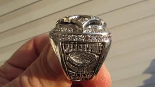 2009 Yankees World Series Ring 14k Gold