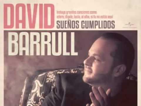 David Barrull - Dígale [CON LETRA]