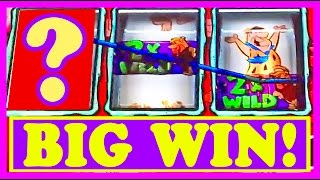 FLINTSTONES FUN!! BIG WIN! - Live Play / Slot Machine Bonus(My FIRST TIME PLAYING 3-REEL FLINTSTONES. SOOOOO MUCH FUN!!!!! Hollywood Casino / Lawrenceburg, IN. $1.80 Bet., 2016-07-07T16:30:01.000Z)