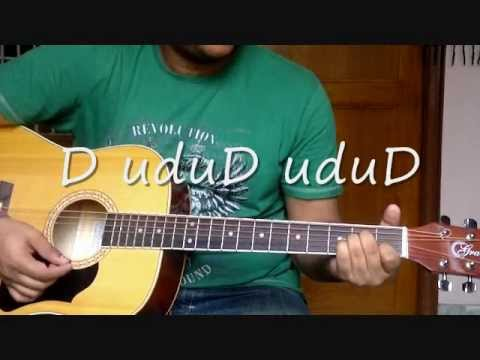 tere bin (atif aslam) guitar lesson + cover in HD.wmv