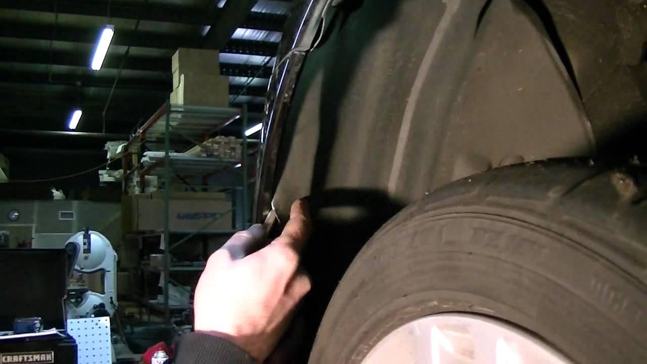 Removing The Mazda Mazda 3 Mazdaspeed Front Bumper