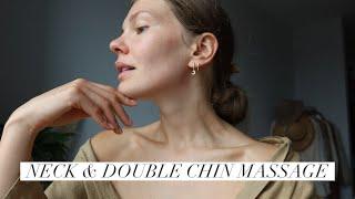 Double Chin & Neck Massage
