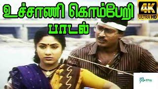 Uchani Koberi Ukkanthirukku || உச்சாணி கொம்பேறி || S.P.B || Love H D Song