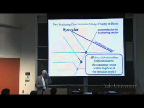 Lecture 5 - X-Ray Diffraction