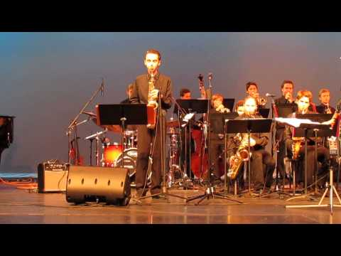 Bernardo Yorba Middle School Big Band Blowout 2015 Autumn Mist