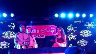 Ariana Grande Holiday Party Chicago