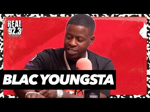 Blac Youngsta talks Yo Gotti Influence, Favorite Albums, Exotic Animals | Bootleg Kev & DJ Hed