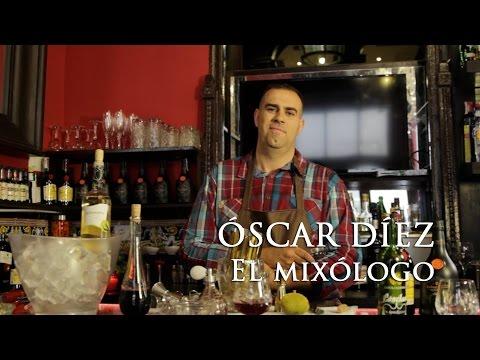 Óscar Díez - El Mixólogo | Cardenal Mendoza Ángelus Cocktail Club