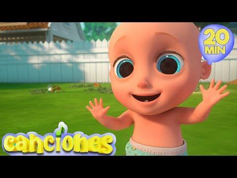 Mis Dos Manitas  - Canciones Infantiles | LooLoo