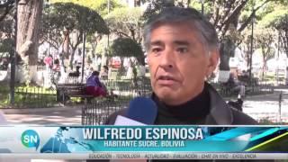 Saber Noticias   ABC - ¿Sabe usted porque La Paz No es la capital del Bolivia?