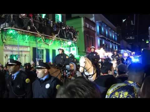 One Last Parade: Police