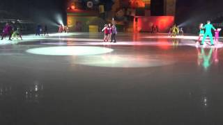 Ледовое шоу Малыш и Карлсон 10.01.2016 7