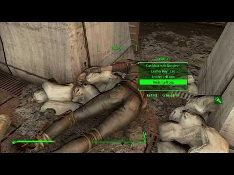 Fallout 4 - Part 18 - Mass Gravel & Sand