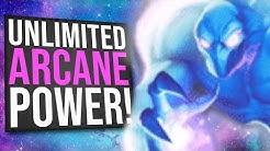 UNLIMITED ARCANE POWEEEEER! - Elemental Mage! | Standard | Hearthstone