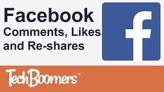 Facebook Comments, Likes, and Re-Shares