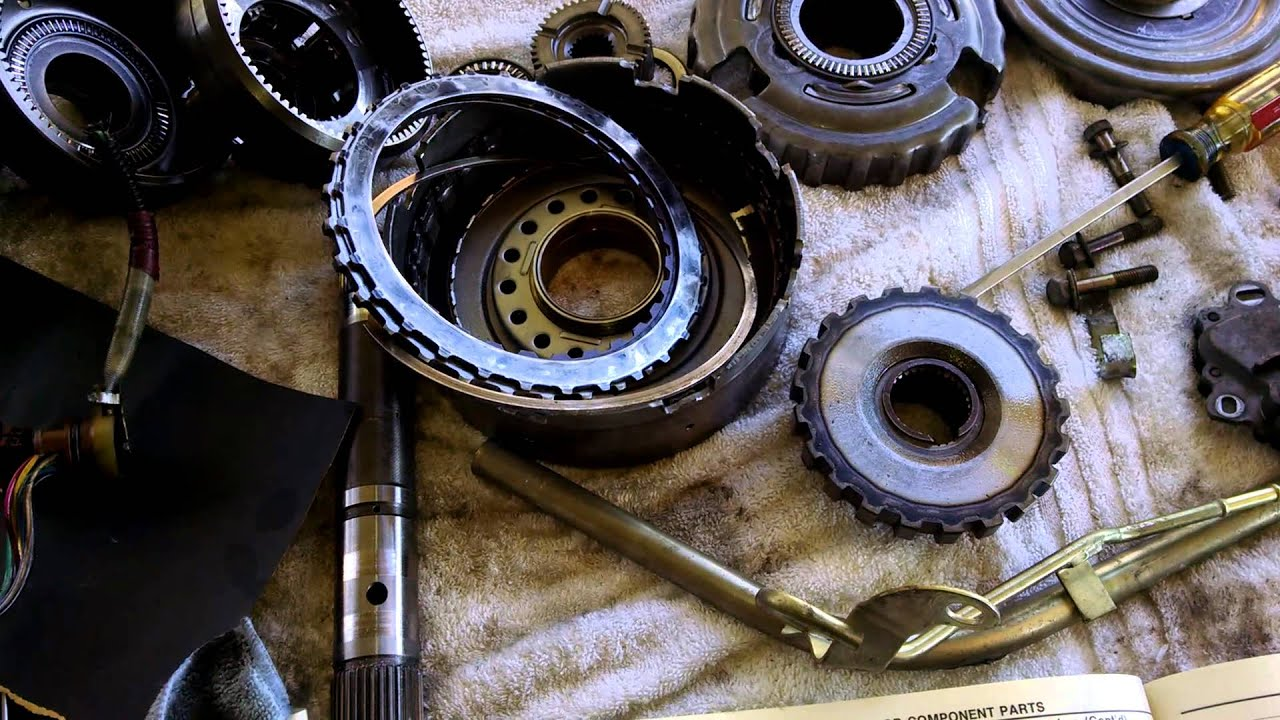 automatic transmission diagnosis and re In an automobile transmission, there usually are two sets of these gear systems   automatic transmission failure early warning signs: • low fluid level on the.