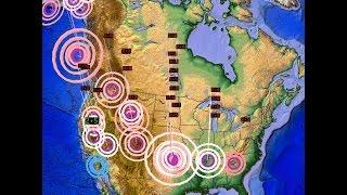 11/25/2015 -- New Madrid Earthquake Swarm -- Global Earthquake unrest showing