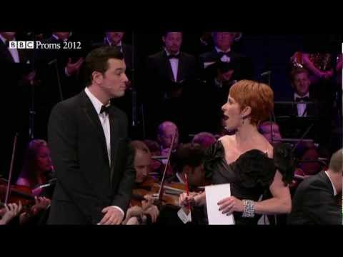 Seth MacFarlane And Anna-Jane Casey Perform Seven And A Half Cents - BBC Proms 2012