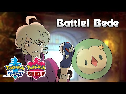Battle! Bede WITH LYRICS - Pokémon Sword & Shield Cover