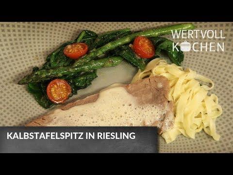 Kalbstafelspitz in Riesling | WERTVOLL KOCHEN