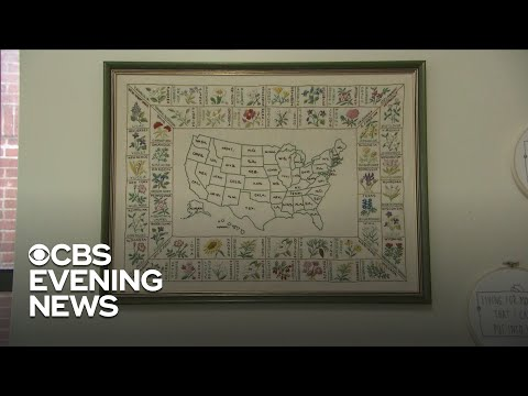 Chicago Woman Finds Unfinished Quilt After An Estate Sale