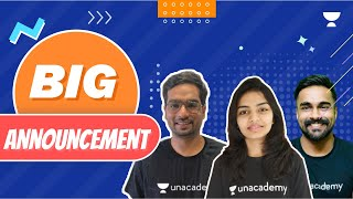 BIG Announcement for Class 12 Students 🔥 | Unacademy CBSE Commerce 11 \u0026 12